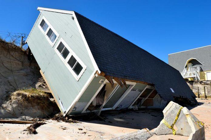 Desastres naturales como el huracán Irma